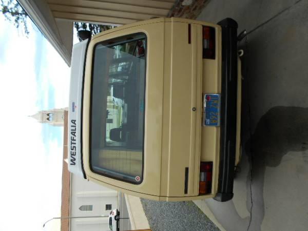 1980 VW Vanagon Westfalia Camper For Sale in Newport Beach, CA