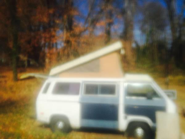 1981 VW Vanagon Westfalia Camper For Sale in Winston-Salem, NC