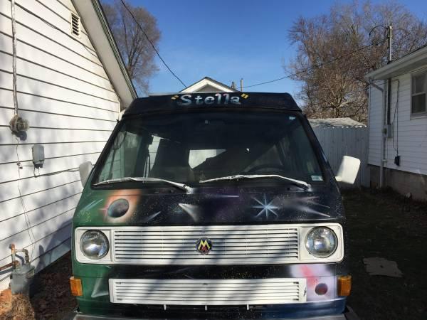 Vw Vanagon Camper For Sale In Missouri