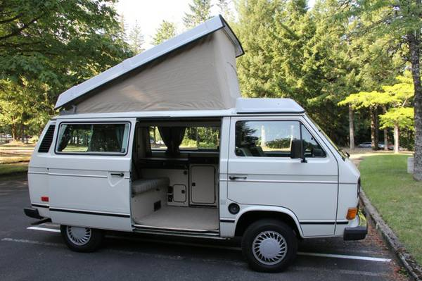 66698a3426 1984 VW Vanagon Westfalia Camper For Sale in Olympia