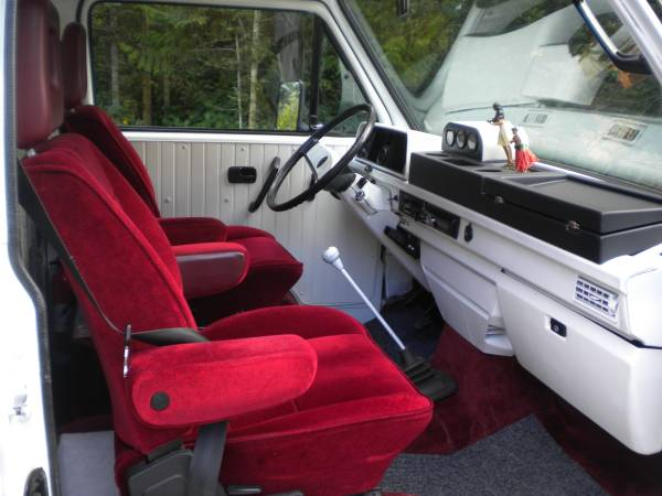1980 Vw Vanagon Westfalia Camper For Sale In Sequim Wa
