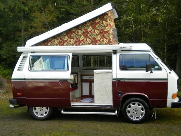 1980 Vw Vanagon Westfalia Camper For Sale In Sequim Wa