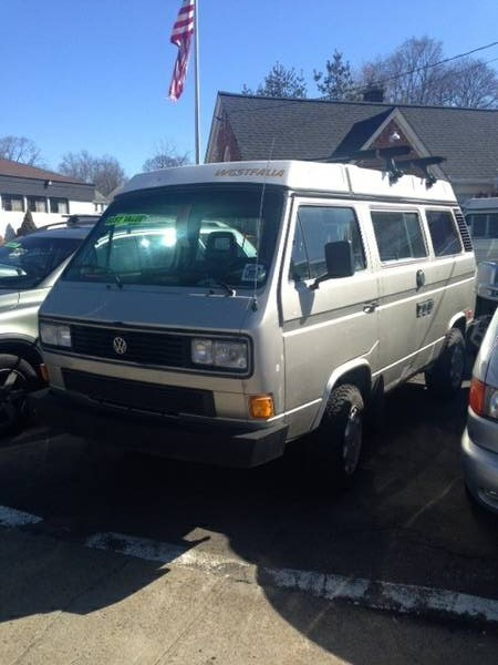 1987 VW Vanagon Westfalia Camper For Sale in Fairfield, CT