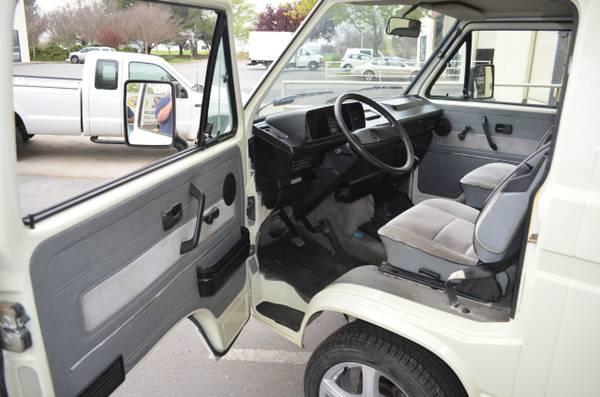 1987 VW Vanagon Westfalia Camper For Sale in Sacramento, CA