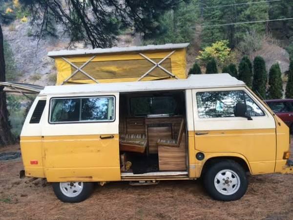 West Houston Vw >> 1981 VW Vanagon Westfalia Camper For Sale in Airway ...