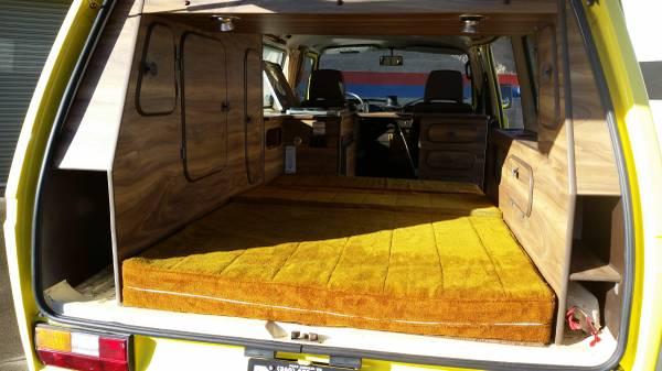1981 VW Vanagon Riviera Camper For Sale in Port Angeles, WA