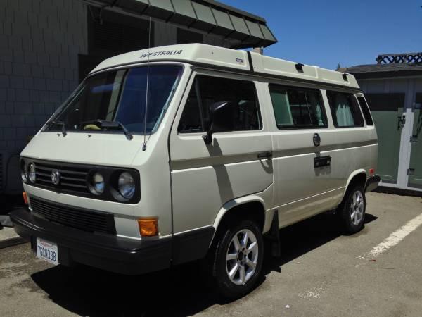 1989 VW Vanagon Westfalia Camper For Sale in Auburn, CA