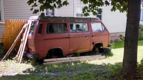 1981 VW Vanagon Westfalia Camper For Sale in Troy, NY