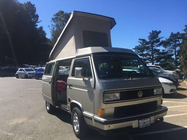 1990 VW Vanagon Westfalia Camper For Sale in Seattle, WA
