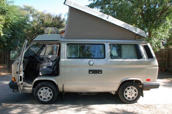 1991 VW Vanagon Westfalia Camper For Sale in Abilene, TX