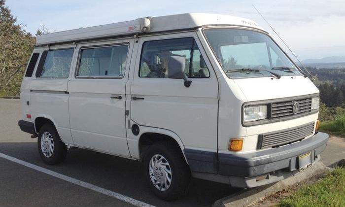 1991 VW Vanagon Westfalia Camper For Sale In Victoria, BC