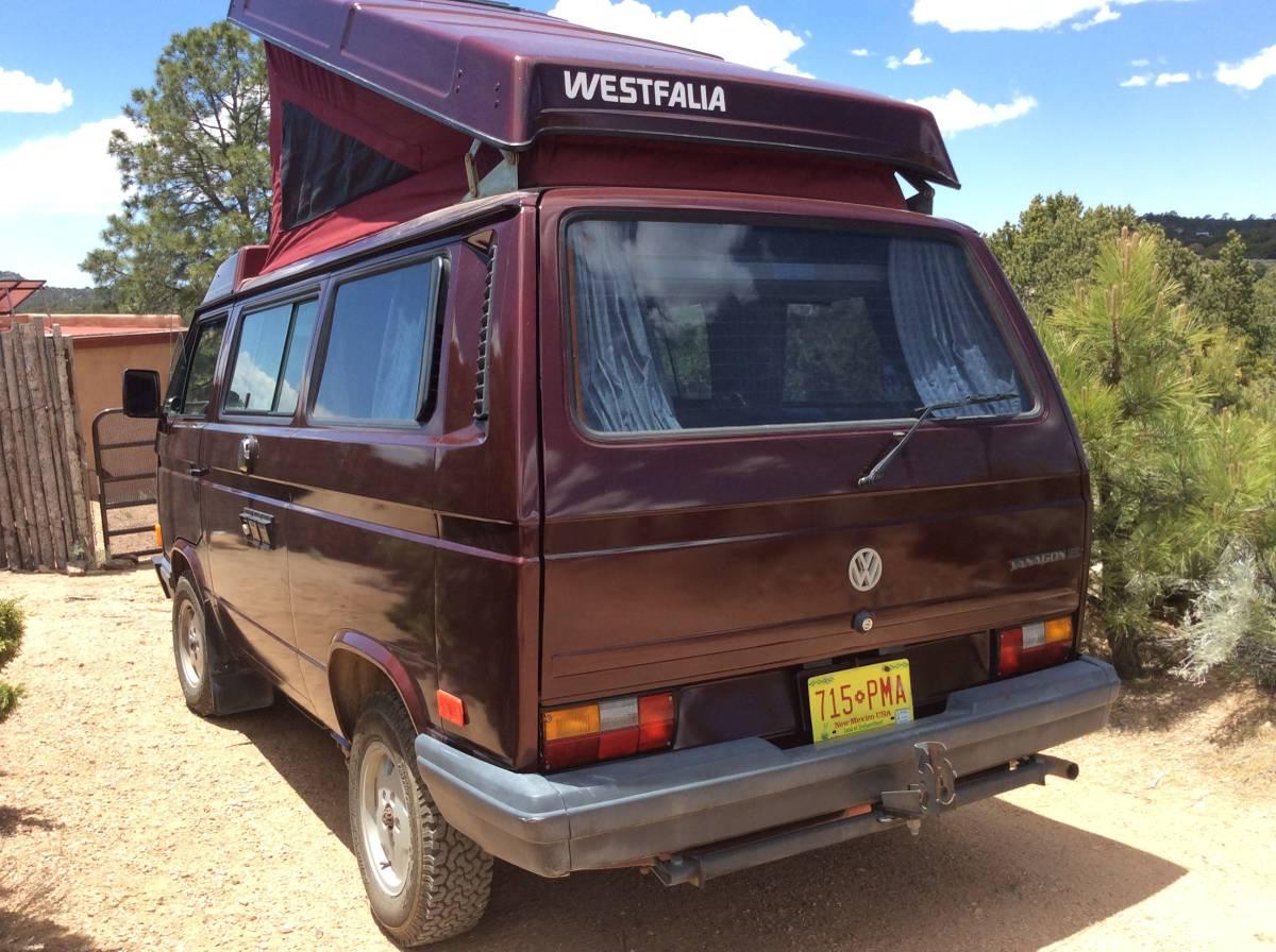 1990 VW Vanagon Westfalia Camper For Sale in Santa Fe, NM