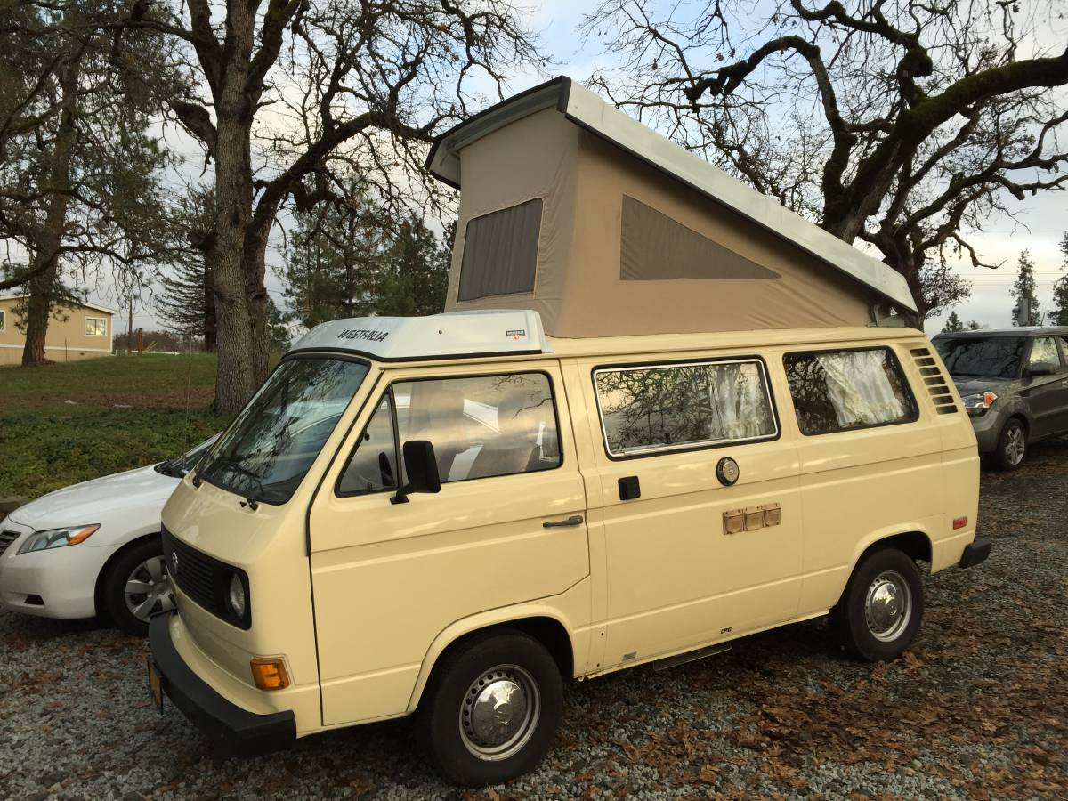 1991 vw vanagon westfalia gl camper for sale in harbor springs mi. Black Bedroom Furniture Sets. Home Design Ideas