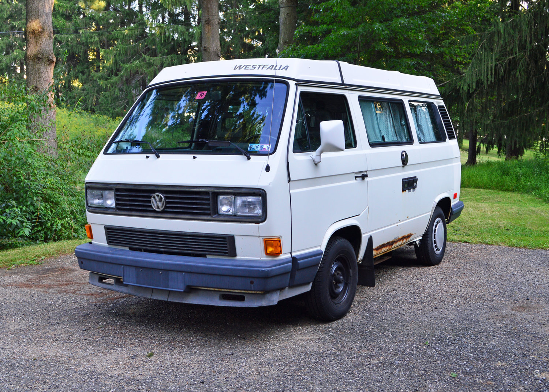 1990 VW Vanagon Westfalia GL Camper For Sale in Pittsburgh, PA