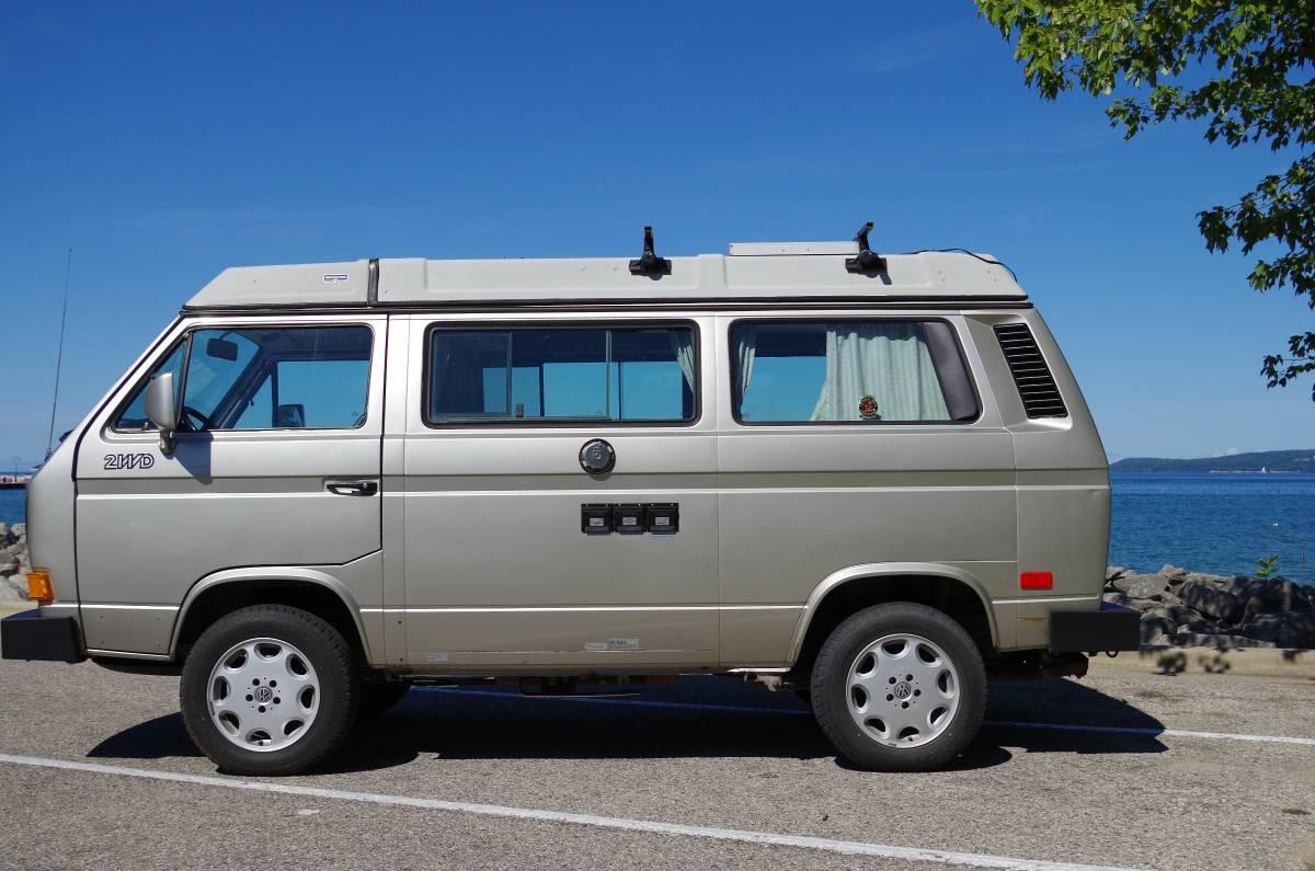 1991 Vw Vanagon Westfalia Gl Camper For Sale In Harbor
