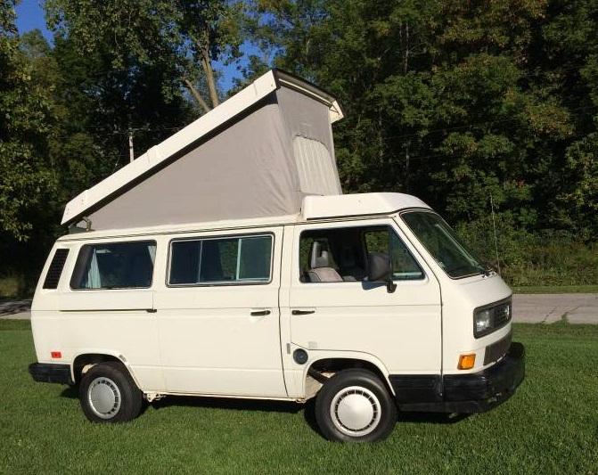 VW Vanagon Camper For Sale in Michigan