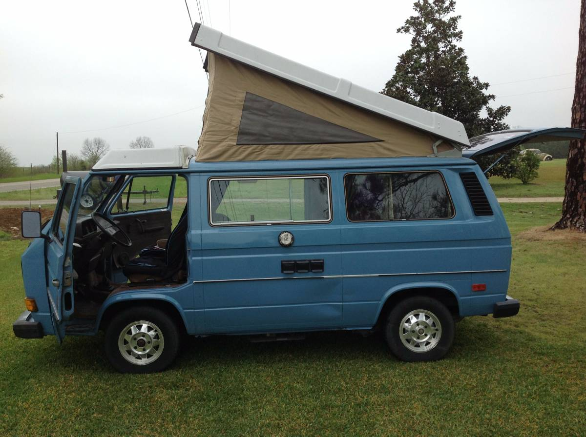 1982 VW Vanagon Westfalia Camper For Sale in Okaloosa ...