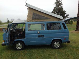 VW Vanagon Camper For Sale in Florida