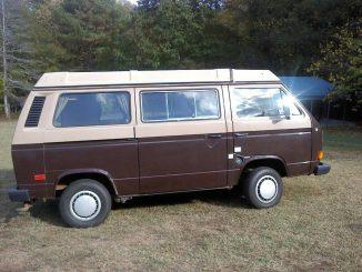 VW Vanagon Camper For Sale in Georgia