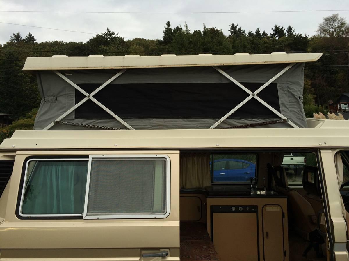 1985 vw vanagon riviera camper for sale in burien wa - Craigslist fort smith farm and garden ...