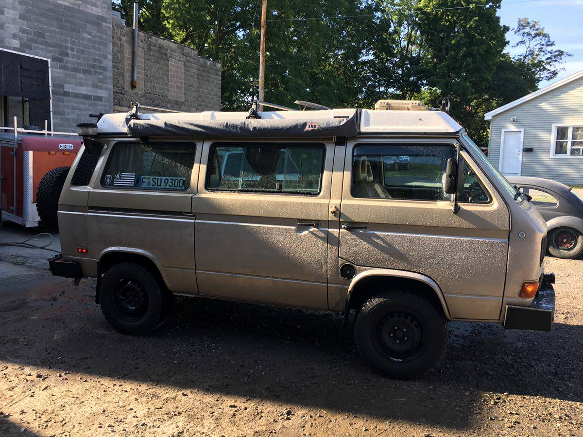 1986 VW Vanagon Westfalia Camper For Sale in Watertown, NY
