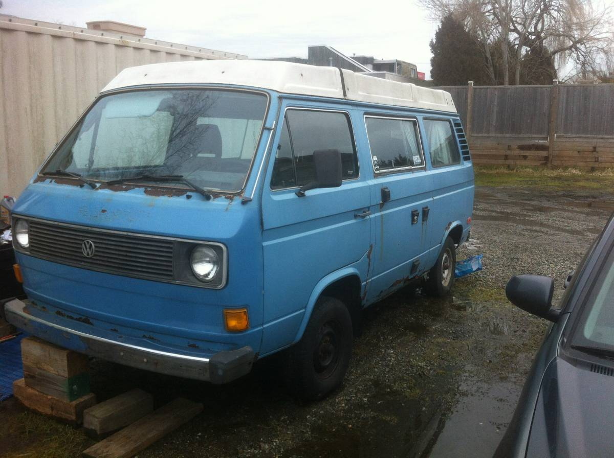 1980 VW Vanagon Westfalia (Parts) For Sale in Steveston