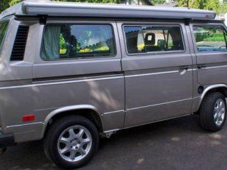 VW Vanagon Camper For Sale in Oregon