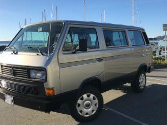 VW Vanagon Camper For Sale in Canada