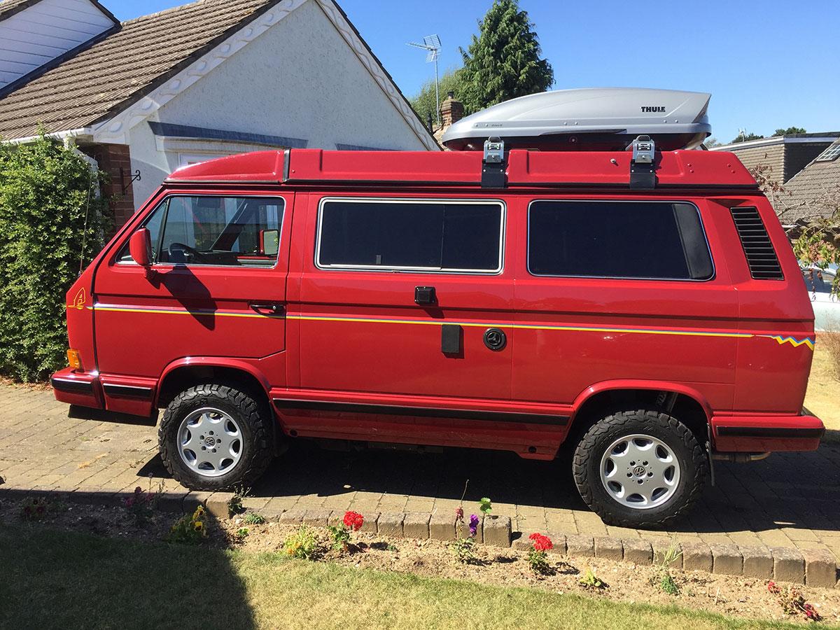 1990 Vw Vanagon Westfalia California Camper For Sale In