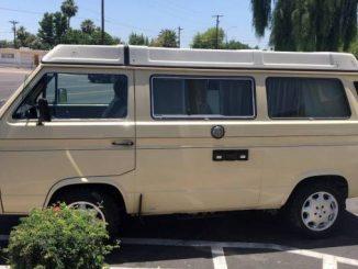 VW Vanagon Camper For Sale in Arizona