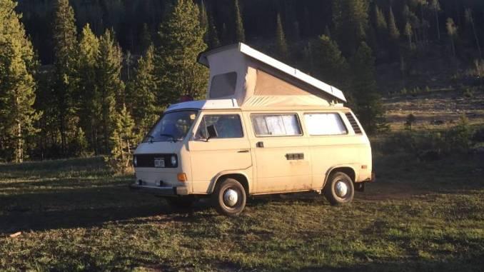 1980 VW Vanagon Westfalia Camper For Sale in Longmont, CO