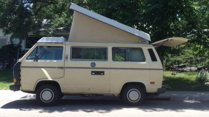 1984 VW Vanagon Westfalia Manual Camper For Sale in ...