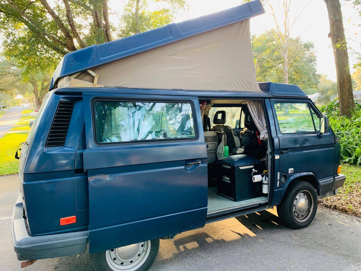 1990 VW Vanagon Westfalia 4cyl Auto Camper For Sale in ...