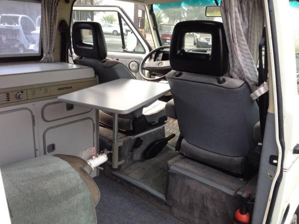 1990 VW Vanagon GL Camper For Sale in Santa Rosa, CA