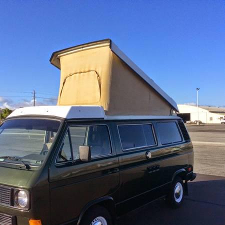 1982 VW Vanagon Westfalia Camper For Sale in Temecula, CA