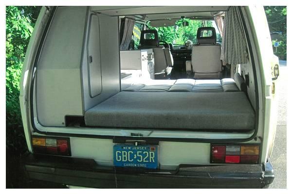 1991 VW Vanagon Westfalia Camper For Sale in Englewood ...