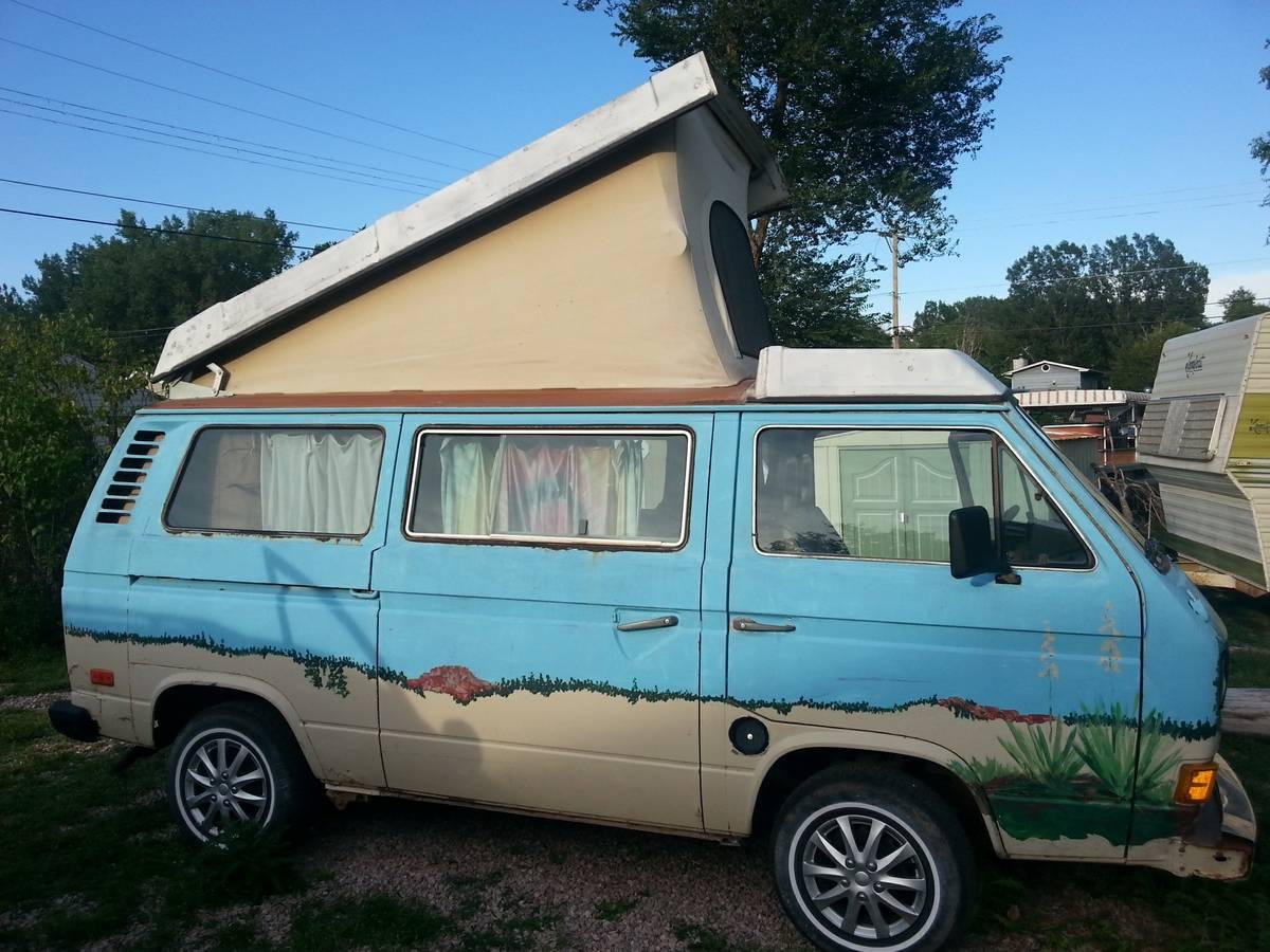 1981 VW Vanagon Westfalia Camper For Sale in Missoula, MT