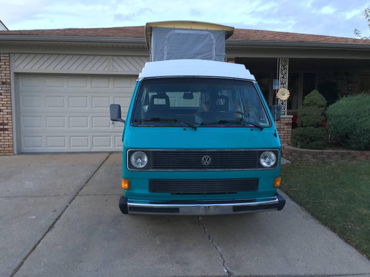 1983 VW Vanagon Fuel Injected Camper For Sale in Warren, MI