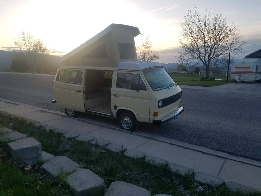 1983 VW Vanagon Westfalia Camper For Sale in Missoula, MT