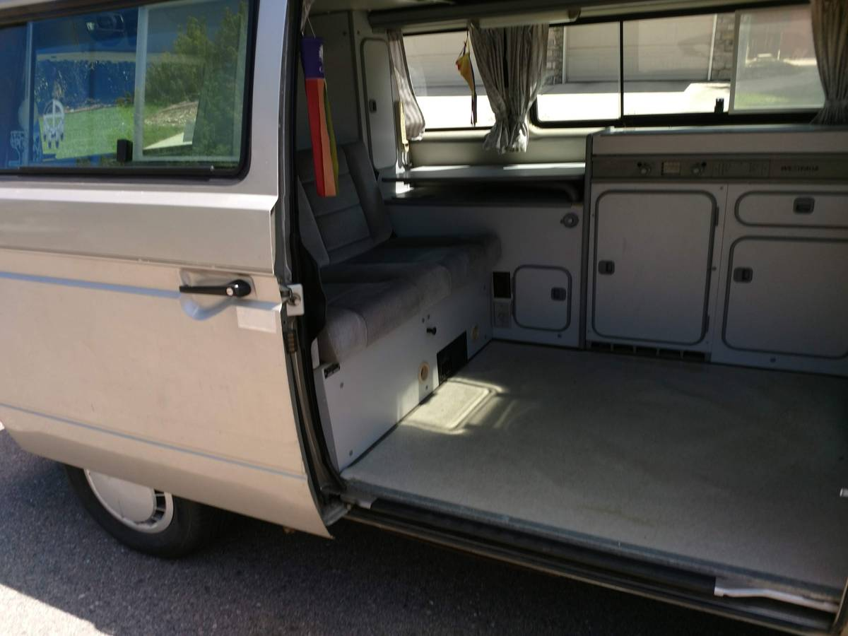 1991 VW Vanagon Westfalia Camper For Sale in Fort Collins ...