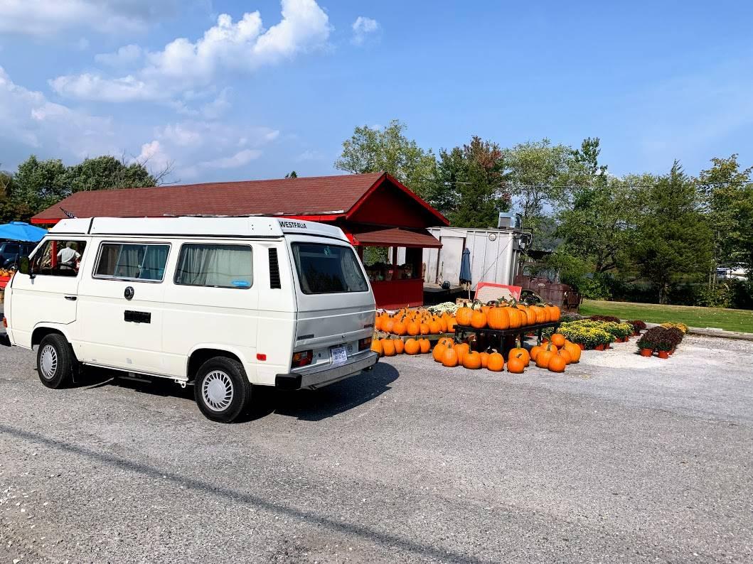 1983 VW Vanagon Westfalia Camper For Sale in Princeton, NJ