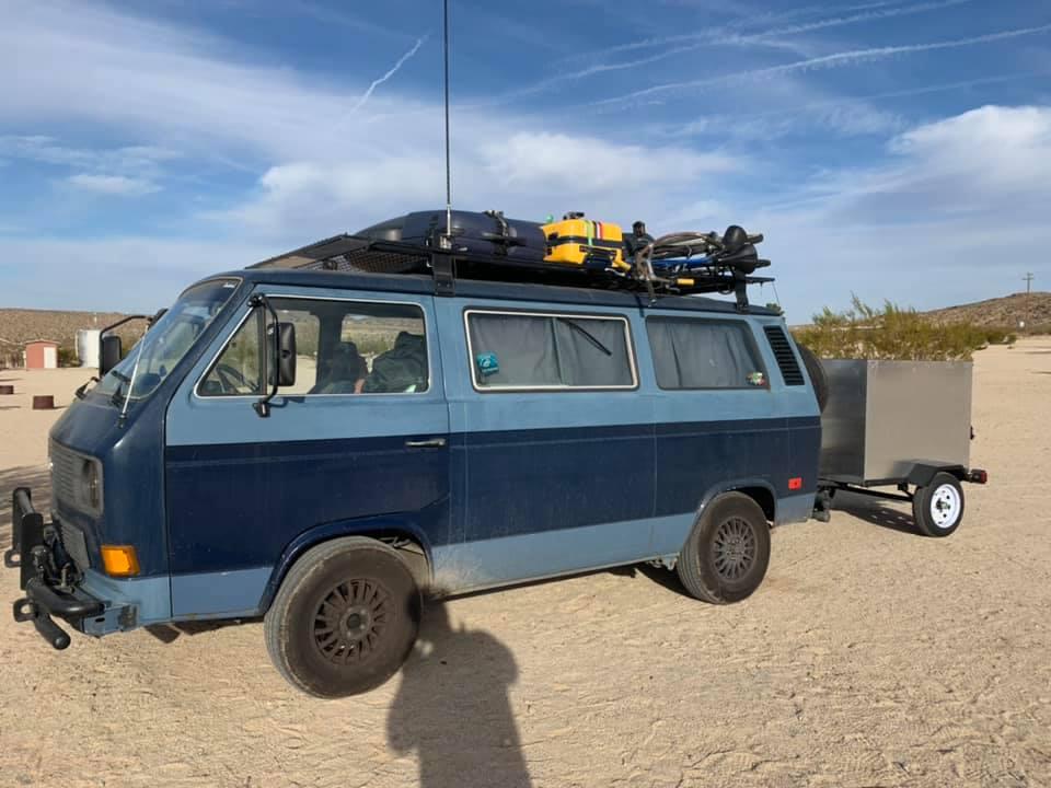 1984 VW Vanagon GL Camper For Sale in Lancaster, PA