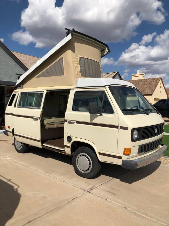 1982 VW Vanagon Westfalia Camper For Sale in Peoria, AZ