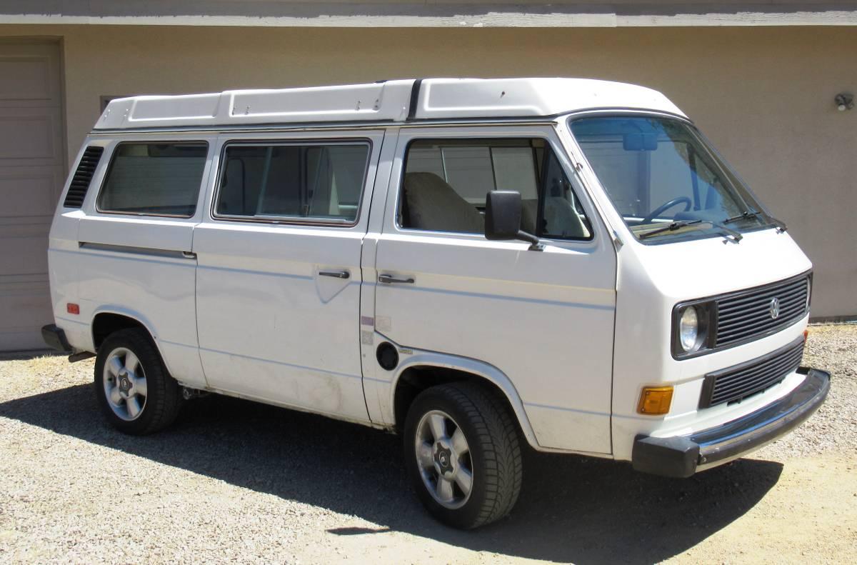 1984 VW Vanagon Westfalia Camper For Sale in Templeton, CA