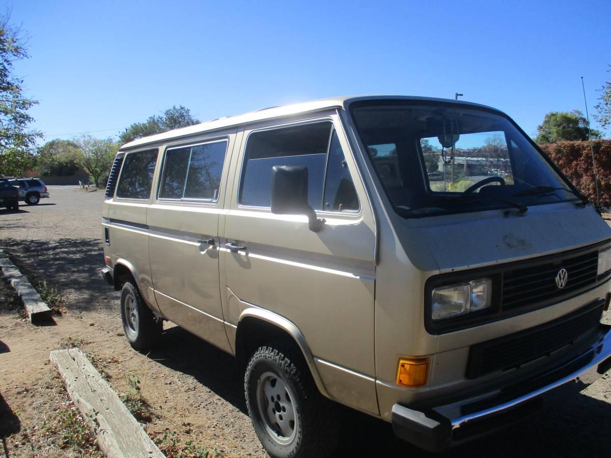 1986 VW Vanagon Syncro Camper For Sale in Santa Fe, NM